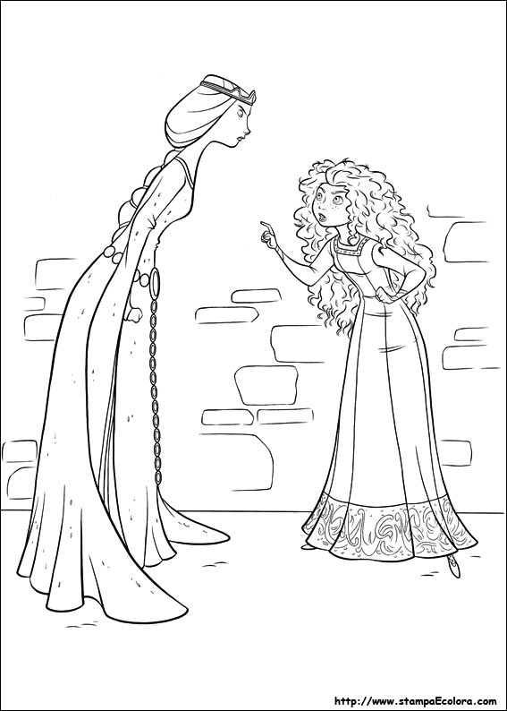 brave coloring pages games kids - photo#38