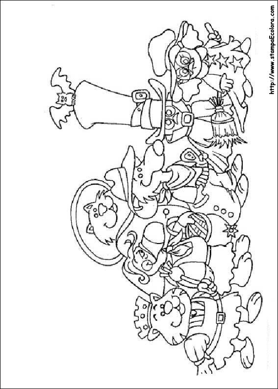 disegni de calimero
